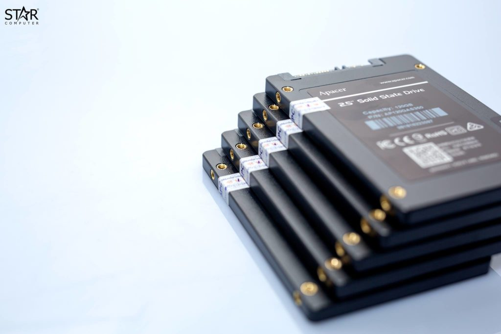 SSD Apacer Panther S350