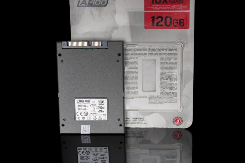 ssd 120gb kingston a400